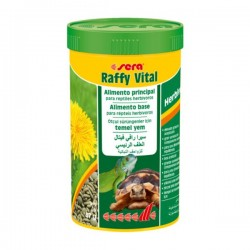 Sera Raffy Vital Kaplumbağa Yemi 250 ml 47 gr
