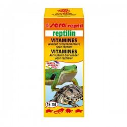 Sera Reptilin 15ml Kaplumbağa Sağlık Bakımı