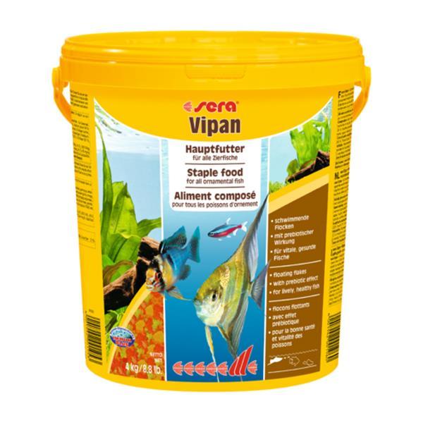 Sera Vipan - Kovadan Bölme 500gr Balık
