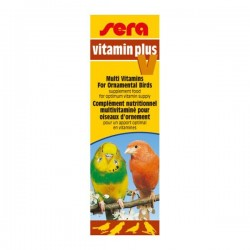Sera Vitamin Plus V 15gr