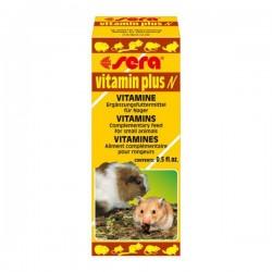 Sera Vitamin Plus N 15ml Kemirgen Vitamini