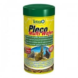 Tetra Pleco Multi Wafers 250ml - Vatoz ve Çöpçü Balığı Yemi
