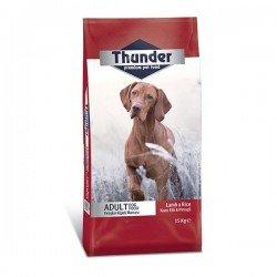 Thunder Kuzu Etli Yetişkin Köpek Maması 15Kg