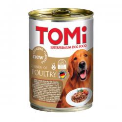 Tomi Kümes Hayvanlı Köpek Konservesi 400Gr
