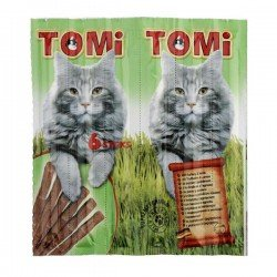 Tomi Kuzulu ve Hindili Çubuk Kedi Ödülü 6 Sticks