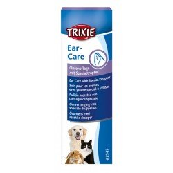Trixie Kedi Köpek Tavşan Kulak Bakım Damlası, 50ml