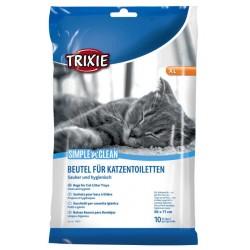 Trixie Kedi Kumu Poşeti XL 56X71cm, 10 Adet