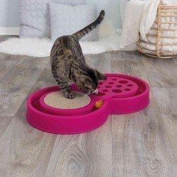 Trixie Kedi Tırmalama Ve Oyuncak, 60cmx33cm, Pembe