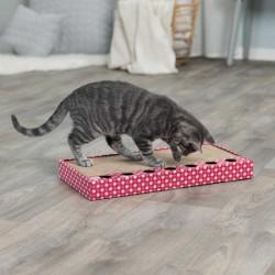 Trixie Kedi Tırmalaması, Oyuncaklı, 48X25cm Pembe