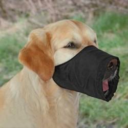 Trixie Köpek Ağızlık L-XL  32cm Siyah