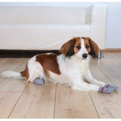 Trixie Köpek Çorabı, 2 Adet, Kaymaz, L-XL ( German Shepherd )