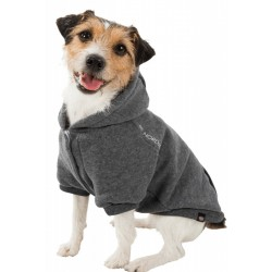 Trixie Köpek Eşofmanı, S: 33 cm: 44 cm, Gri