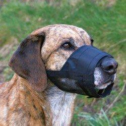 Trixie Köpek Fileli Ağızlık M-L, Burun 18-28cm