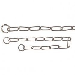 Trixie Köpek Paslanmaz Çelik Zincir Boyun Tasma , 50cm/3mm