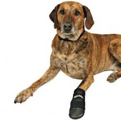 Trixie Köpek Patiği , Neopren , 2 Adet , M , Siyah