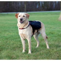 Trixie Köpek Sırt Çantası L 29X15cm Siyah