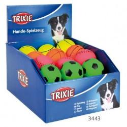 Trixie Köpek Yüzen Natürel Kauçuk Fosforlu Top 6cm