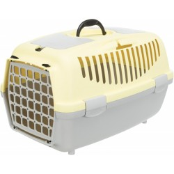 Trixie Pet Taşıma Çantası XS-S 37x34x55cm A.Gri/Sarı
