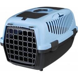Trixie Pet Taşıma Çantası XS-S 37x34x55cm K.Gri/Pastel Mavi