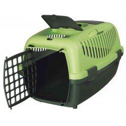 Trixie Pet Taşıma Çantası XS-S 37x34x55cm K.Yeşil/Lime Sarı