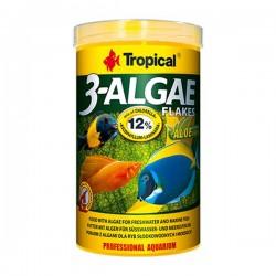 Tropical 3 Algae Flakes 100gr Kovadan Bölme