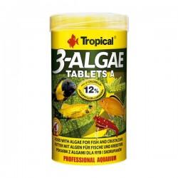 Tropical 3 Algae Tablets A 100 Adet Kovadan Bölme
