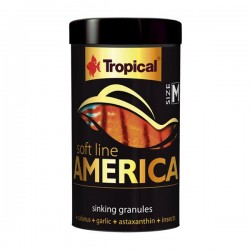 Tropical Soft Line America Size M 250ml 150gr