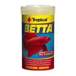 Tropical Betta Krill & Bloodworms 15gr