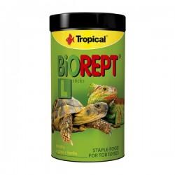 Tropical Biorept L Kaplumbağa Yemi 100gr Kovadan Bölme