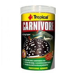 Tropical Carnivore 250gr Kovadan Bölme