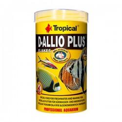 Tropical D-Allio Plus Flakes 100gr Kovadan Bölme