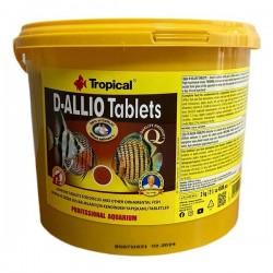 Tropical D-Allio Plus Tablet 250 Adet Kovadan Bölme