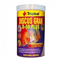 Tropical Discus Gran D 50 Plus 250gr Kovadan Bölme