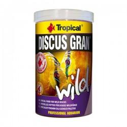 Tropical Discus Gran Wild 250gr Kovadan Bölme