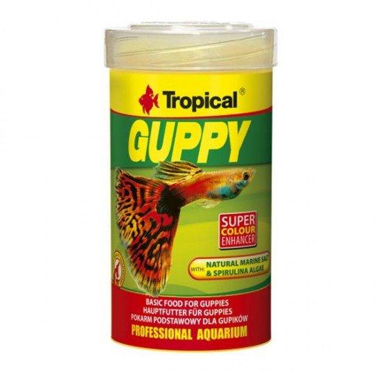 Tropical Guppy 250ml 50gr