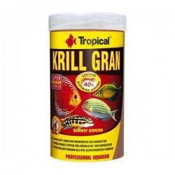 Tropical Krill Gran 250gr Kovadan Bölme