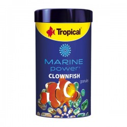 Tropical Marine Power Clownfish Granules 100ml 65gr