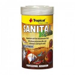 Tropical Sanital +Ketapang 100ml Akvaryum Tuzu