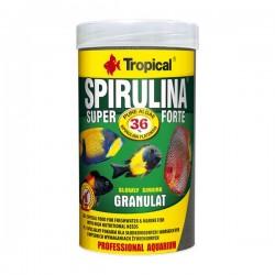 Tropical Super Spirulina Forte Granulat 100gr Kovadan Bölme