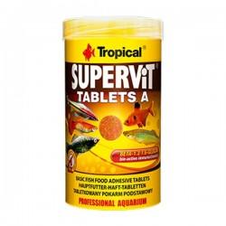 Tropical Supervit Tablets A 100 Adet Kovadan Bölme