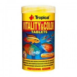 Tropical Vitality Color Tablets 100 Adet Kovadan Bölme