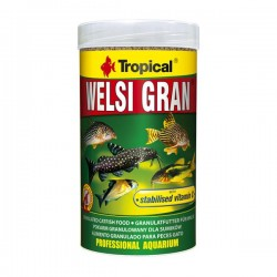 Tropical Welsi Gran 100gr Kovadan Bölme