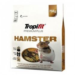 Tropifit Premium Plus Hamster Yemi 750gr