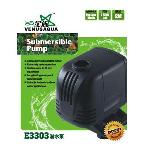 Venusaqua E3303 Kafa Motoru 1500 L/S 26W