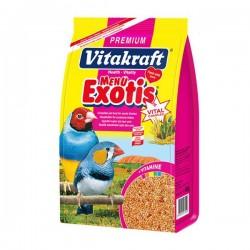 Vitakraft Menu Exotis Vital Finch Yemi Ballı 500gr