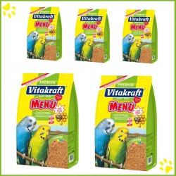 Vitakraft Menu Muhabbet Yemi Paket 1000gr x 5 Adet