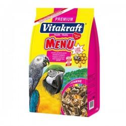 Vitakraft Menu Vital Papağan Yemi Ballı 1000gr
