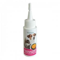 Vitalveto Kedi Köpek Kulak Temizleme Losyonu 60ml