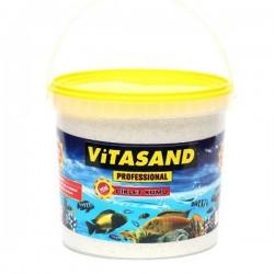 Vitasand Kalsiyum Karbonatlı Kum 3mm 5 Kg - Kovadan Bölme