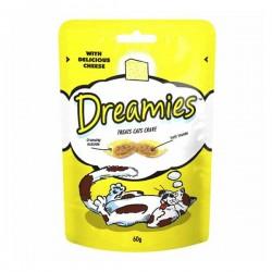 Whiskas Dreamies Peynirli Kedi Ödül Bisküvisi 60gr